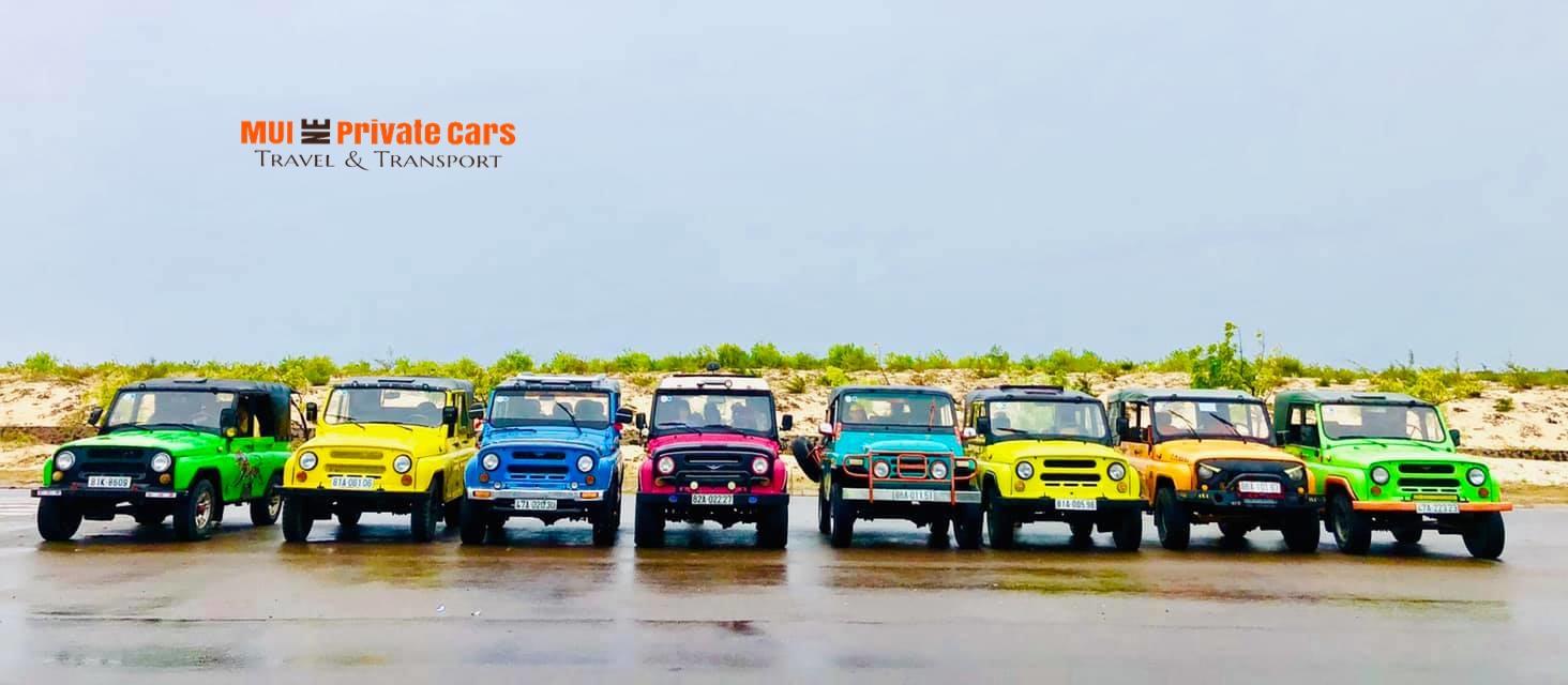 Tour Sài Gòn Đi Tham Quan 5 Điểm Mũi Né Bằng Xe Jeep Quân Đội